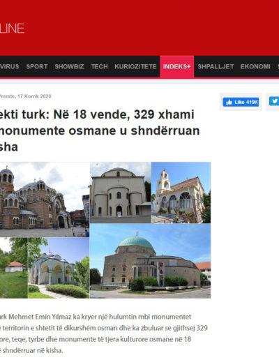Kiliseye Çevrilen Türk Eserleri gazete haberleri (8)